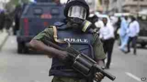 Notorious Lagos Police Station Where No One is Innocent